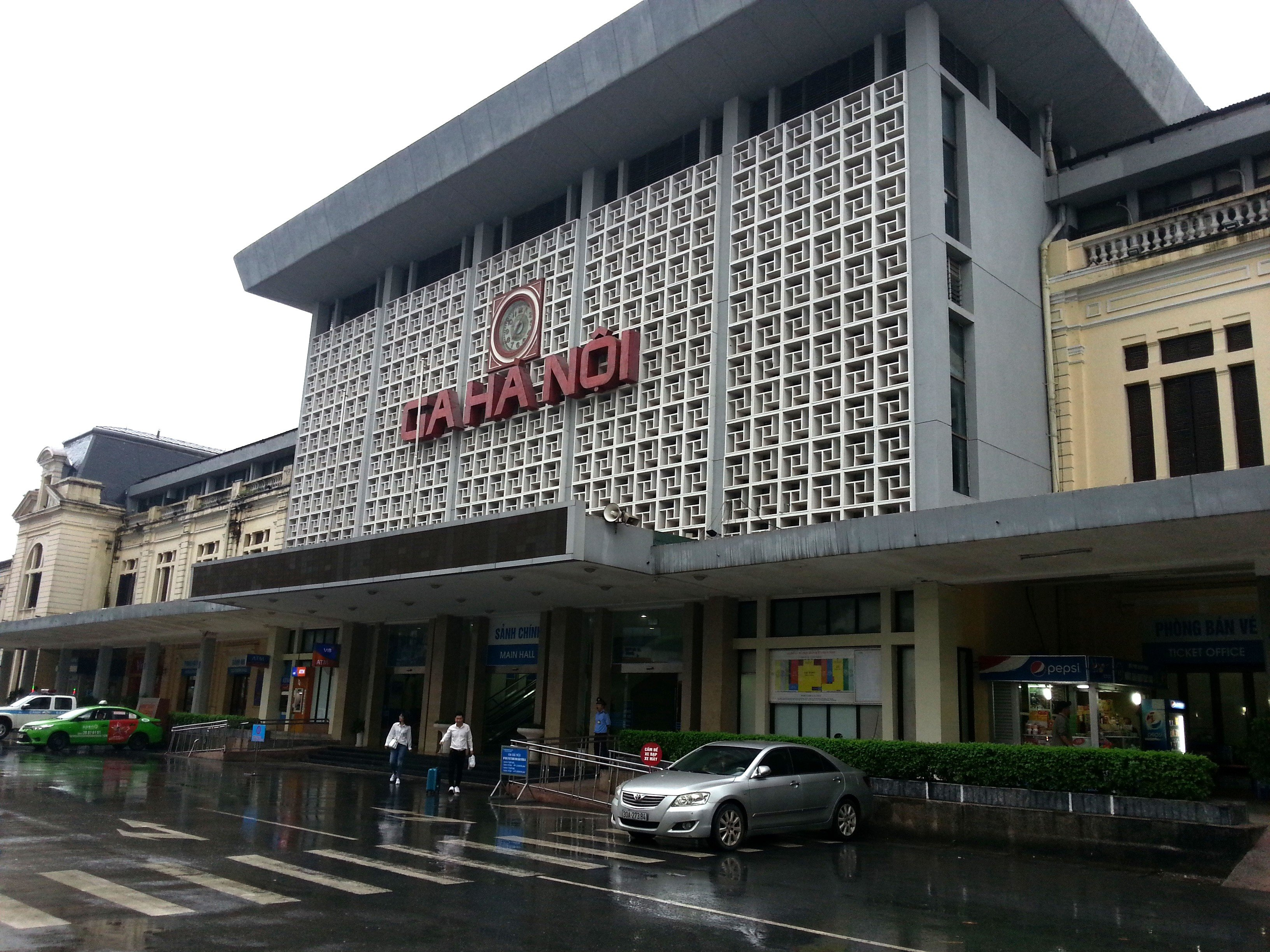 Ha Noi Railway Station