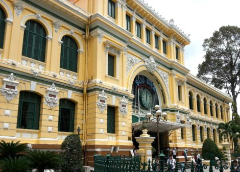 Sai Gon Central Post Office