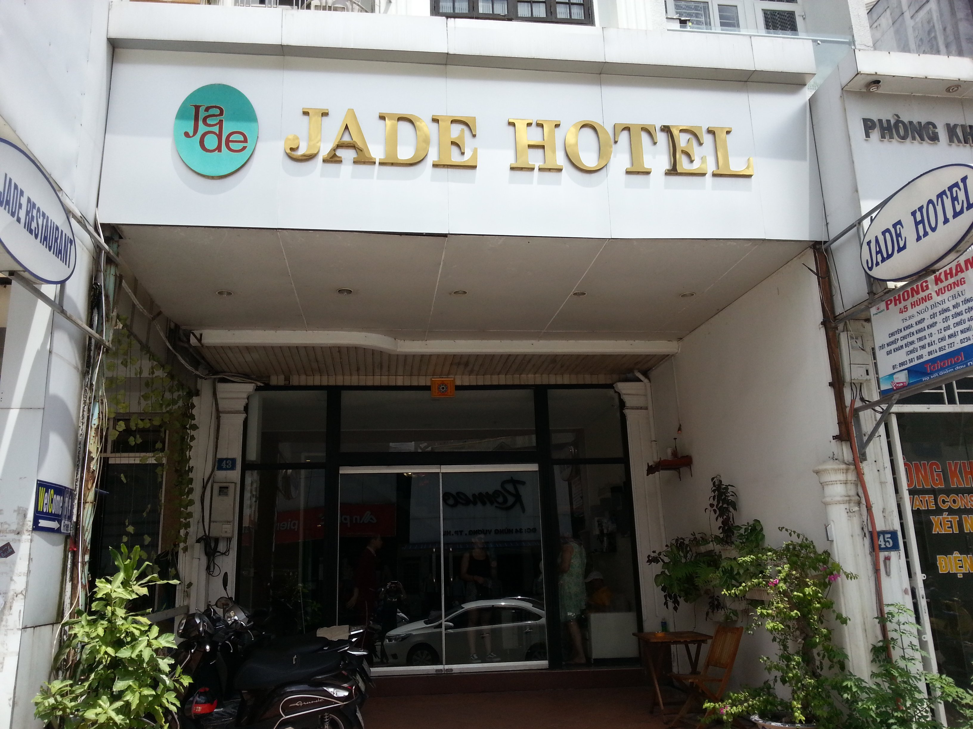 Jade Hotel in Hue