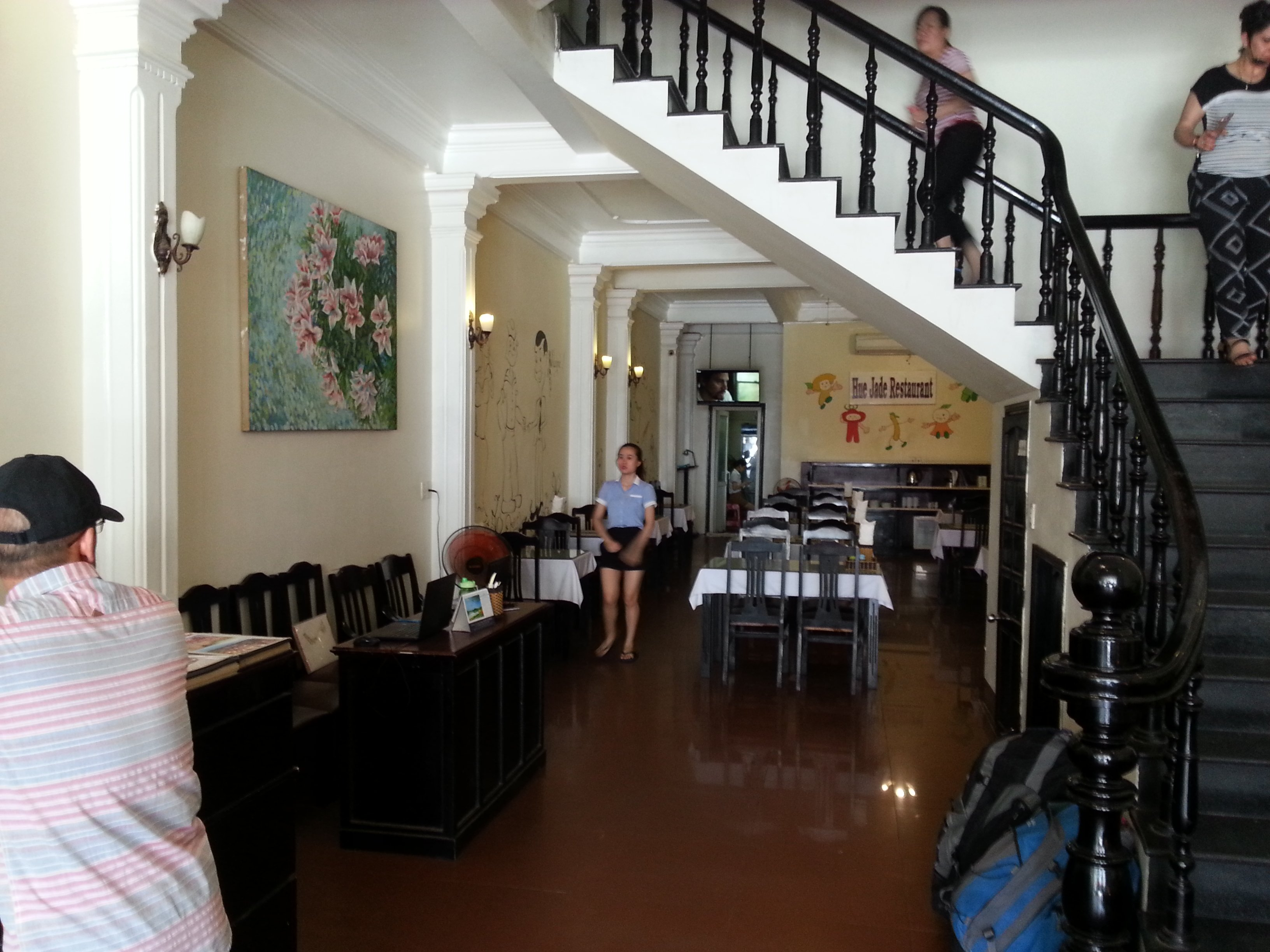 Restaurant at the Jade Hotel