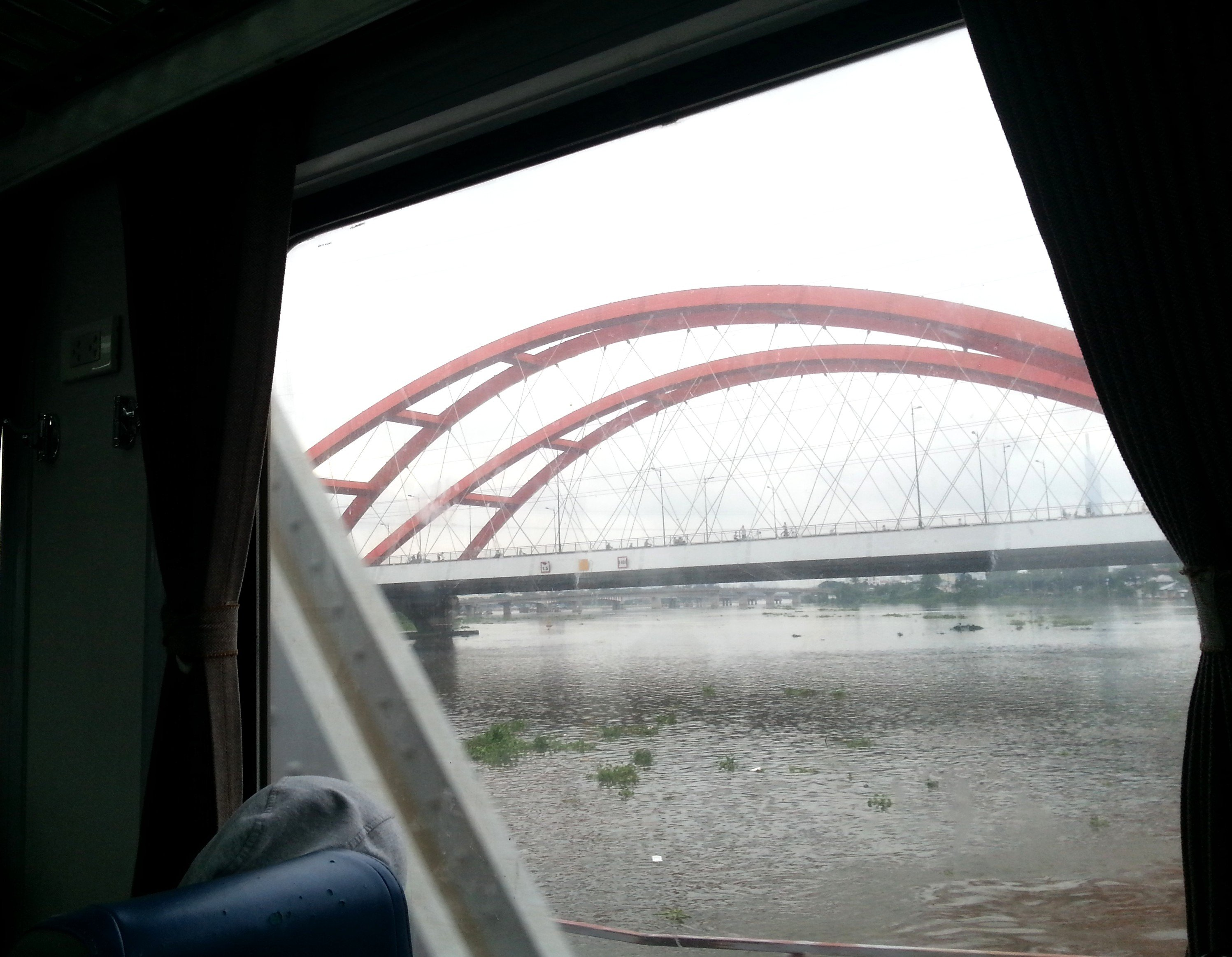 Bin Loi Bridge in Ho Chi Minh City