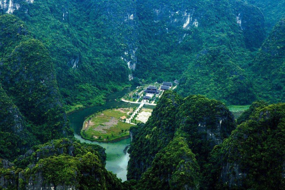 Temple in Ninh Binh Province