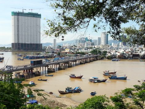 Nha Trang town centre