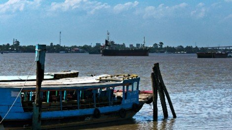 Han River in Da Nang