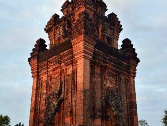 Po Klong Garai Temple in Thap Cham