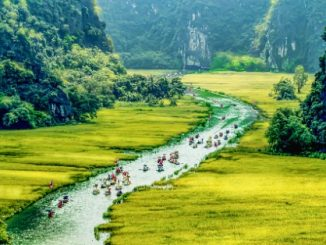 Tam Coc Bich Dong near Ninh Binh